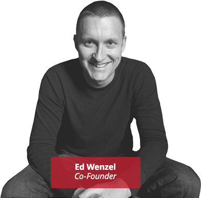 Ed Wenzel, Co-Founder of RedEye, Inc.