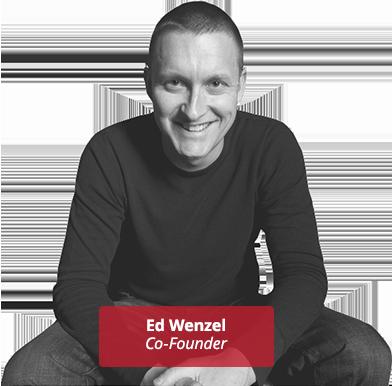 Ed Wenzel, Co-Founder of RedEye, Inc.